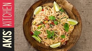 Spicy Crab Pasta | Akis Kitchen by Akis Kitchen