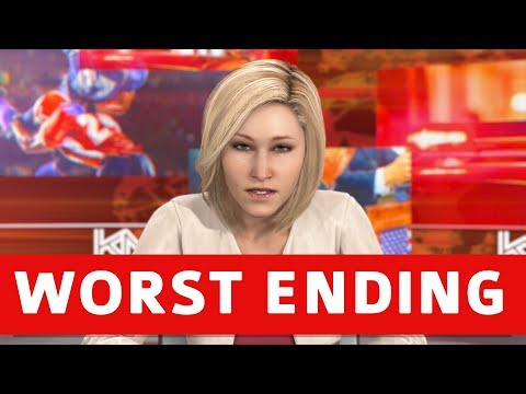 Detroit Become Human - Bad / Worst Ending (Everyone Dies)