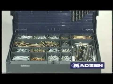 Madsen Multi-Workcenter 3-in-1