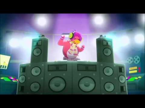 Club Penguin Scream & Shout