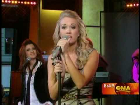 Video Carrie Underwood / Ever Ever After (Live Performance at GMA) download in MP3, 3GP, MP4, WEBM, AVI, FLV February 2017