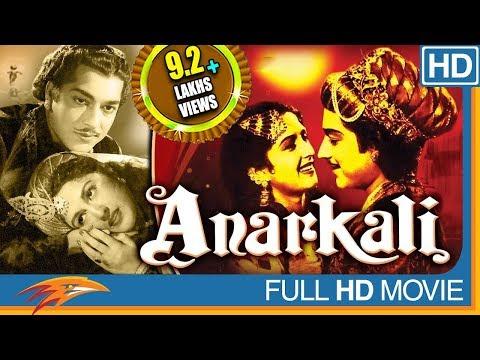 Download Anarkali Hindi Full Movie HD || Pradeep Kumar, Bina Rai, Noor Jehan || Eagle Hindi Movies HD Mp4 3GP Video and MP3