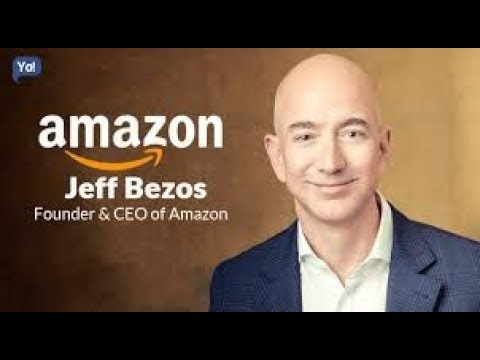 Leadership quotes - Jeff Bezos- Successful Corporate Leader/World's Richest Person/His Early Life & Business Career