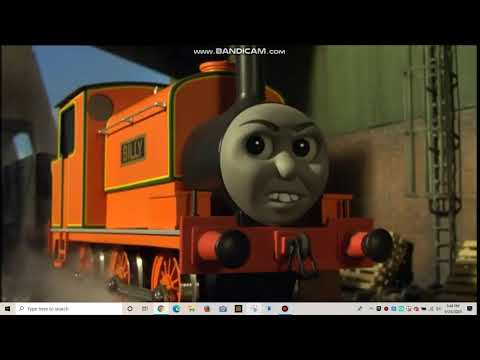TTTE Don't Be Silly, Billy Clip: Billy Tells Thomas To Stop Telling Him What To Do