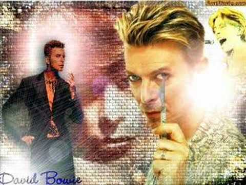 Tekst piosenki David Bowie - Thru These Architect's Eyes po polsku