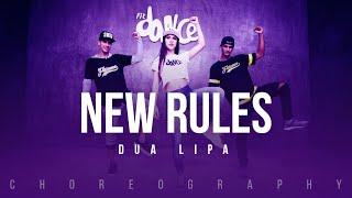Video New Rules  - Dua Lipa | FitDance Life (Choreography) Dance Video MP3, 3GP, MP4, WEBM, AVI, FLV Maret 2018