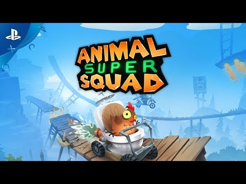 Animal Super Squad #1