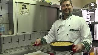Kürbiskuchen mit Mandel und Sahne | Rezeptempfehlung Topfgucker-TV