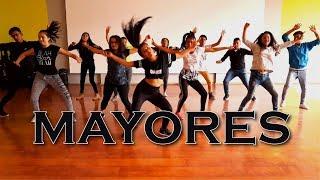 Becky G - Mayores (Official Video) ft. Bad Bunny coreografía Hypnotic Dance