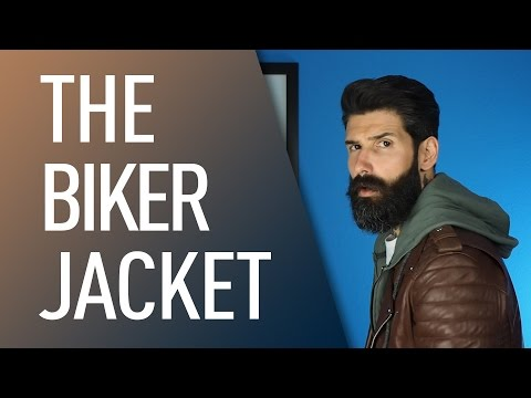 Guide to the Biker Jacket | Carlos Costa