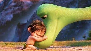 The Good Dinosaur - Arlo and Spot Memorable Moments [HD-Bluray]