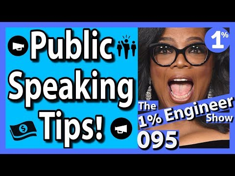 How To Overcome Fear of Public Speaking   How To Speech for Public Speaking