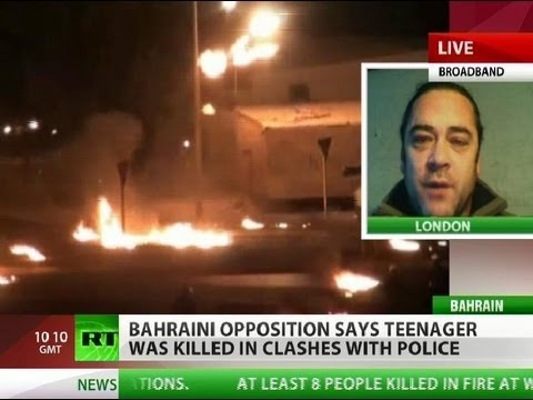 "'Iran neighbors arming up, Bahrain ""a good cusmer"" unlike Syria'"