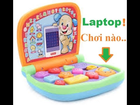 FISHER PRICE Laugh and Learn LAPTOP -  Kindercomputer speelgoed
