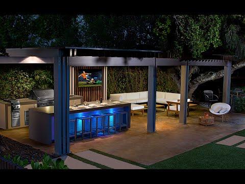 Custom Outdoor Living space