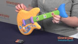 Bubble Guppies Fin-tastic Guitar From Fisher-Price