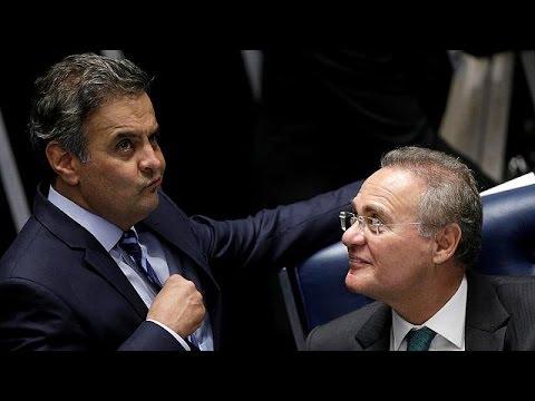 Βραζιλία: Επεισόδια έξω από το Κογκρέσο
