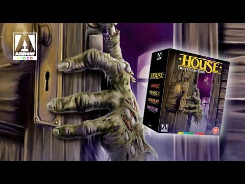 House: The Complete Collection Blu-ray by Arrow Video Review