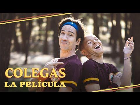 COLEGAS - Película completa en español | Playz