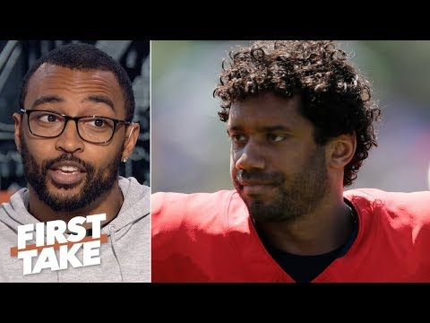 Video: Russell Wilson has 'untapped potential' and room to improve - Doug Baldwin | First Take