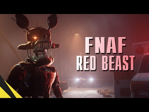 [SFM] Five Nights at Freddy's: Red Beast | FNAF Animation