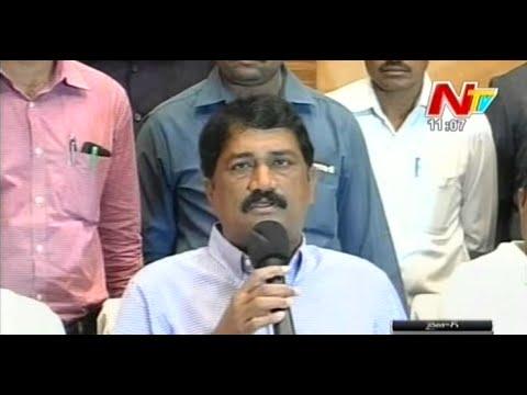 Ganta Srinivasa Rao thanks cyclone relief teams