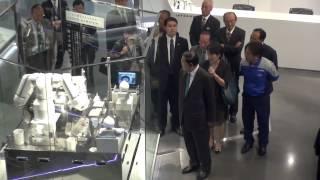 Shimonoseki Japan  City pictures : Prime Minister of Cambodia Visits Shimonoseki and Kitakyushu