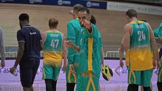 Hightlits of the match— National league: «Astana»vs «Aktobe» (2-nd match)