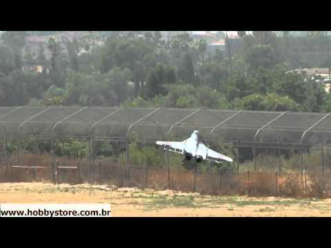 Jato Elétrico Mikoyan MiG-29 V2...