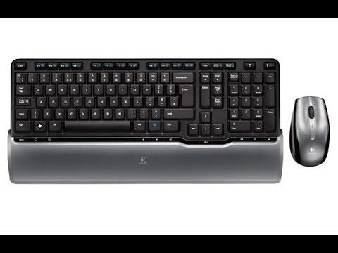 My Logitech Cordless Desktop S520 Review