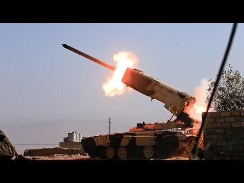 Οι Ιρακινές δυνάμεις ελέγχουν το αεροδρόμιο της Μοσούλης