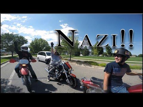 Nazi Helmet! - Group Ride