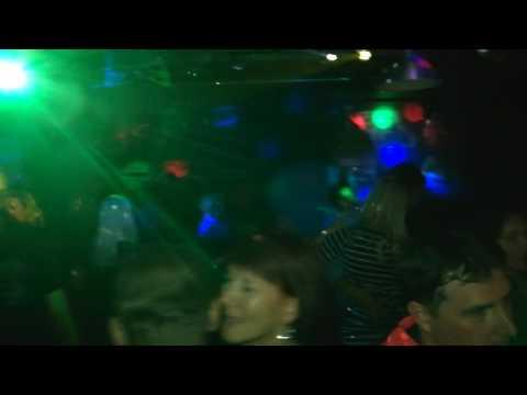 80&90 Vinyl Party in discoteque Šporn (01.04.2017) - part1 (видео)