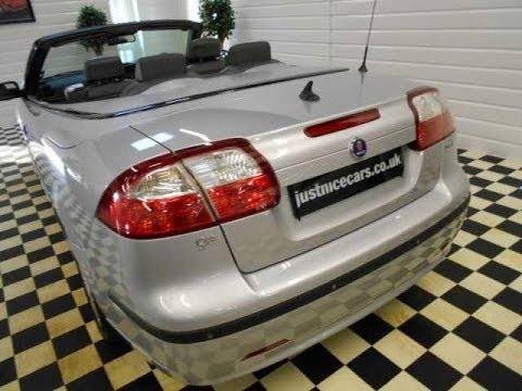 2005 (54) Saab 9-3 2.0t Vector 150 BHP 2dr CONVERTIBLE (Sorry Now Sold)