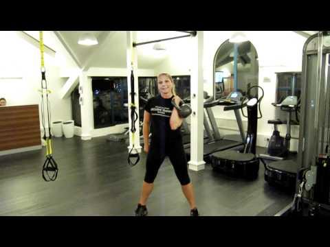 Exclusive Training Richmond - Lisa Cuerden talking PT