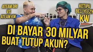 Video ATTA HALILINTAR MAU DELETE CHANNEL ??! PART 2 MP3, 3GP, MP4, WEBM, AVI, FLV Desember 2018