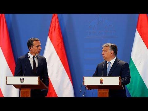 Κοινή δράση Ουγγαρίας – Αυστρίας για το προσφυγικό