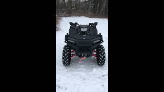 6. Polaris Sportsman XP1000 2017
