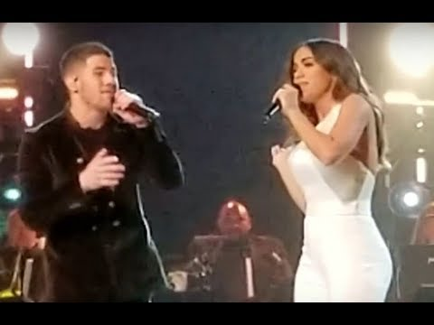 Nick Jonas sings in Spanish with Anitta and Calle 13 Residente