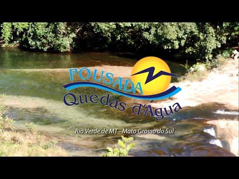 Pousada Quedas D'Agua - Rio Verde/Mato Grosso do sul