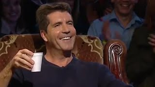 Simon Cowell Interview & Lap -  BBC