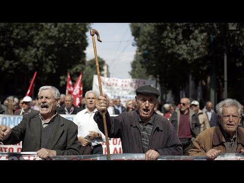 Πορεία συνταξιούχων – Ραντεβού με τον πρωθυπουργό το Σάββατο…