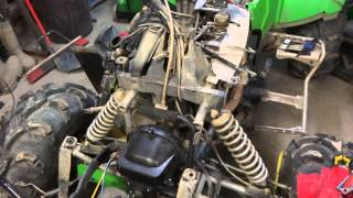 2. Ford 5.4 Spark Plug Removal and Arctic Cat 650 Issues