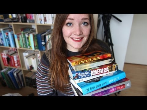 books - A playlist with all the reviews of the books mentioned in this video. http://www.youtube.com/playlist?list=PLaGhIHM9WMtYw9-dCmju-ISQsXtXzO8md&feature=mh_lolz...