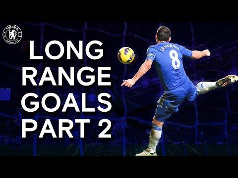 Chelsea's Most Memorable Long Range Goals Part 2   Frank Lampard, Essien, Diego Costa & More