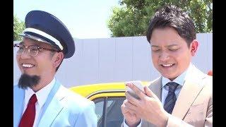 千鳥の2人がネタと同じシチュエーションをCMに/Indeed Japan新CMメイキング映像
