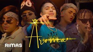 Aroma - JD Pantoja, Rauw Alejandro, Dayme y El High Ft Lit Killah  (Video Oficial)
