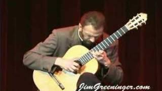 Jim Greeninger, Recuerdos de la Alhambra