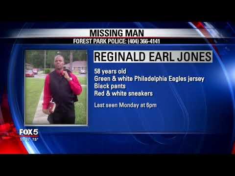 Forest Park missing man