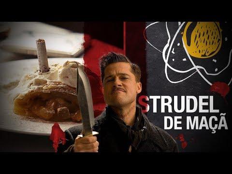 Strudel de maçã - Bastardos Inglórios | Miolos Fritos Culinária Nerd